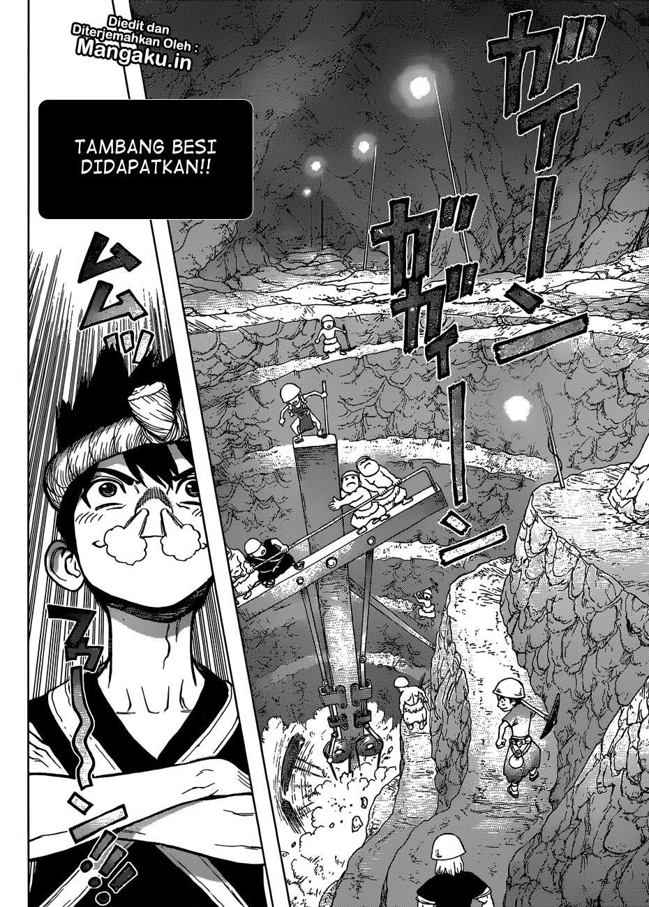 Dr. Stone Chapter 97