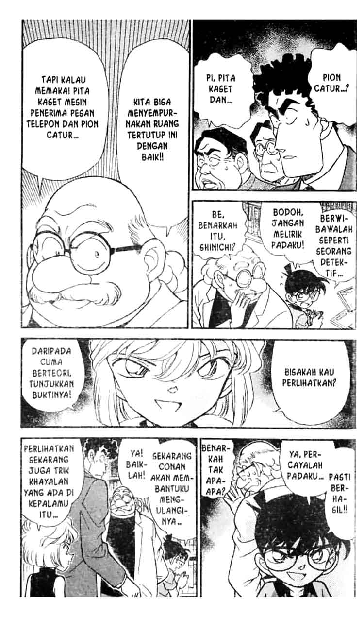 Detective Conan Chapter 181