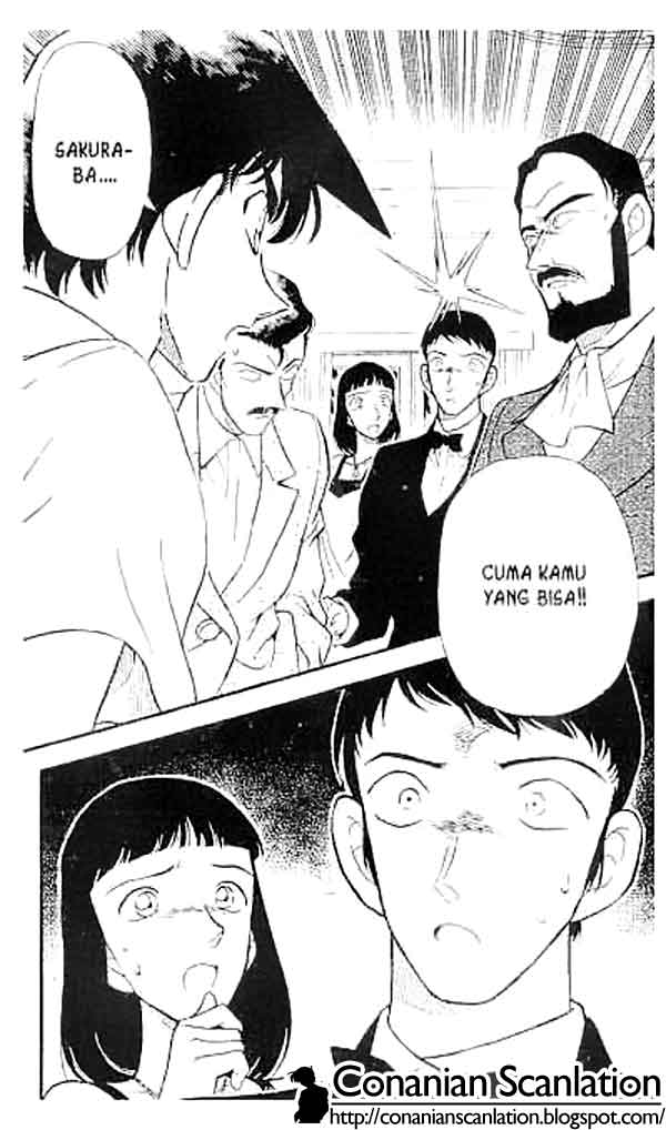 Detective Conan Chapter 213