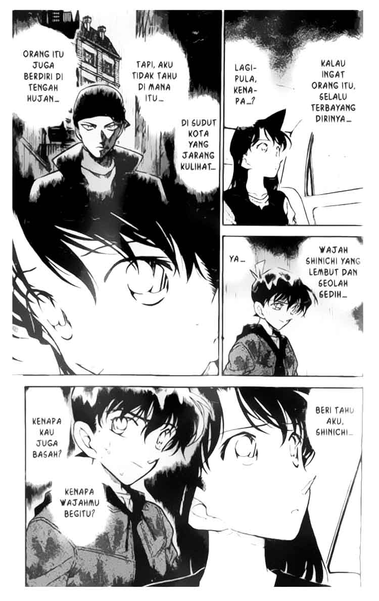 Detective Conan Chapter 347