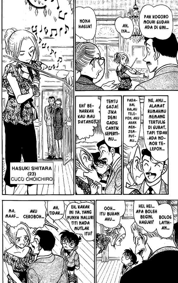 Detective Conan Chapter 470