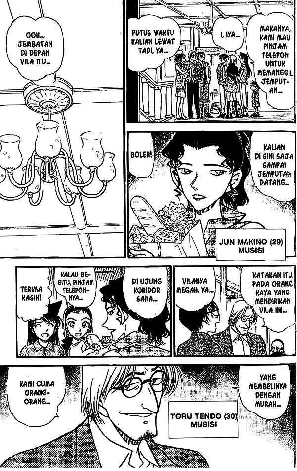 Detective Conan Chapter 530