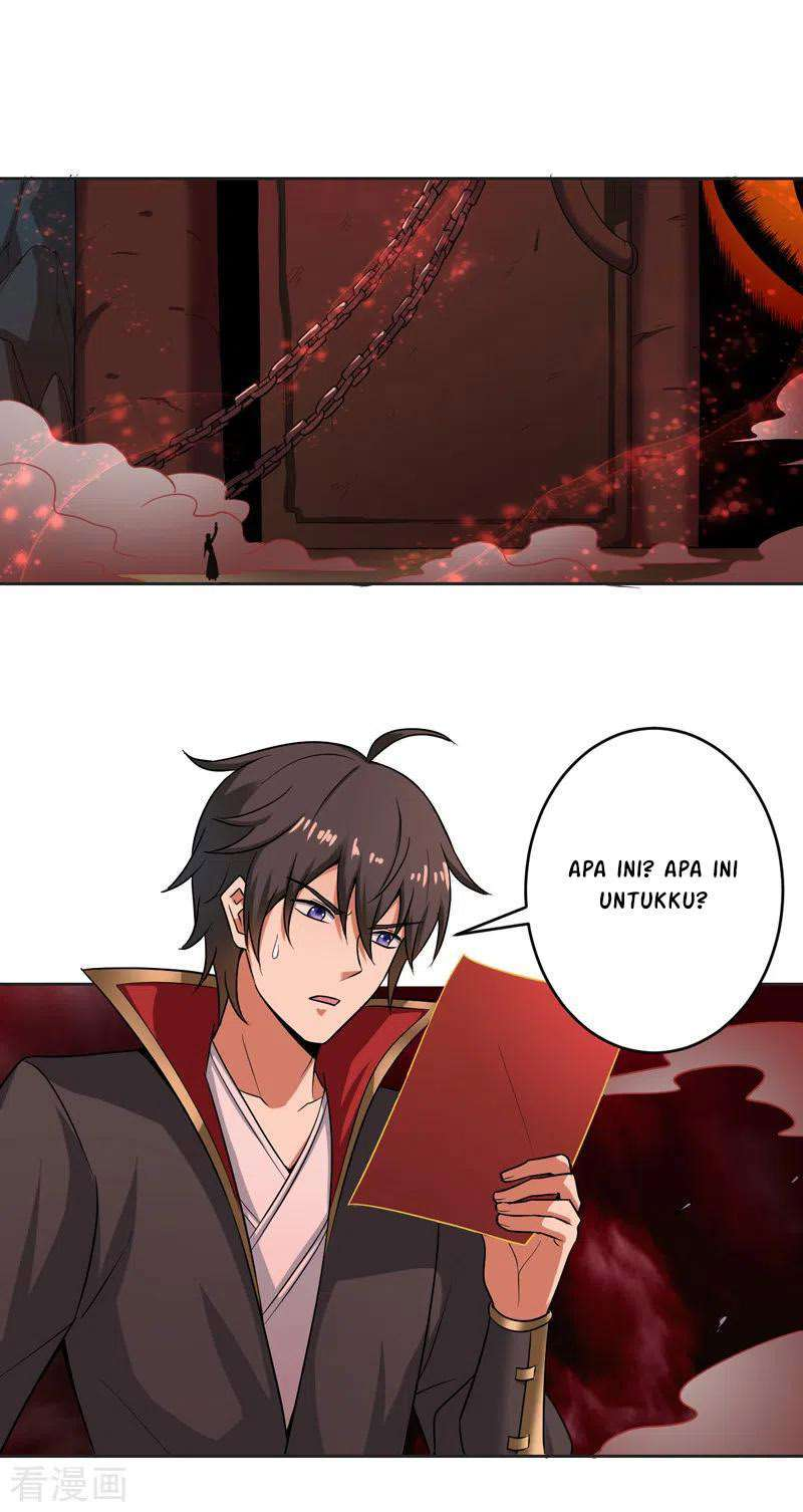 Domination One Sword Chapter 70