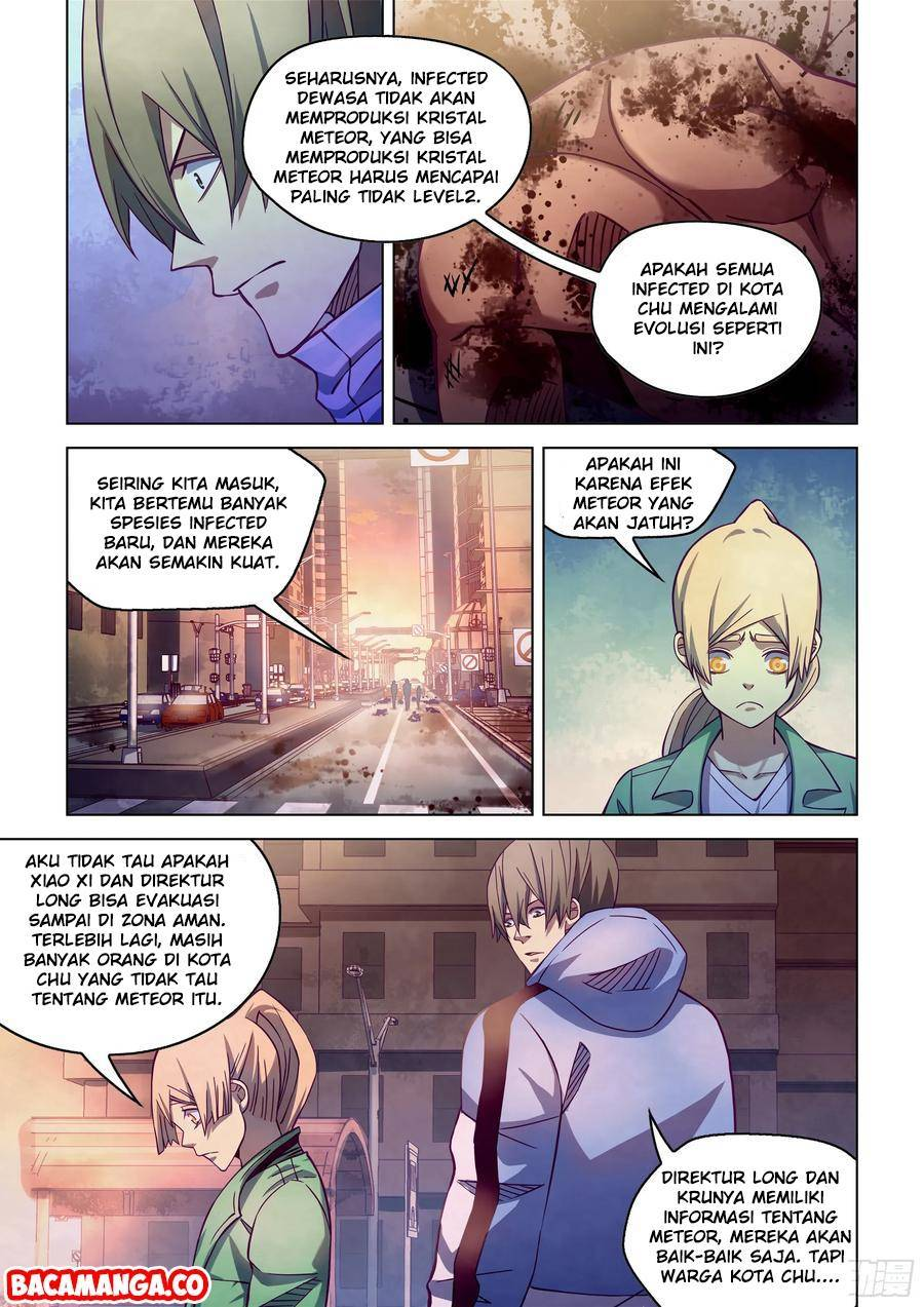 The Last Human Chapter 258