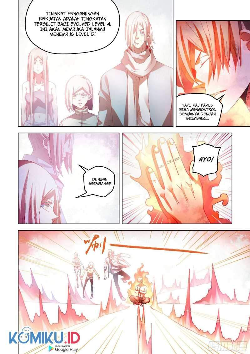 The Last Human Chapter 381