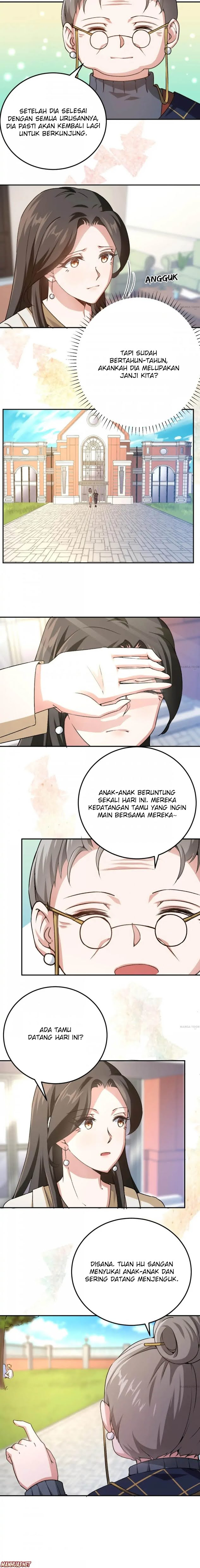 Marry to Find Love Chapter 43