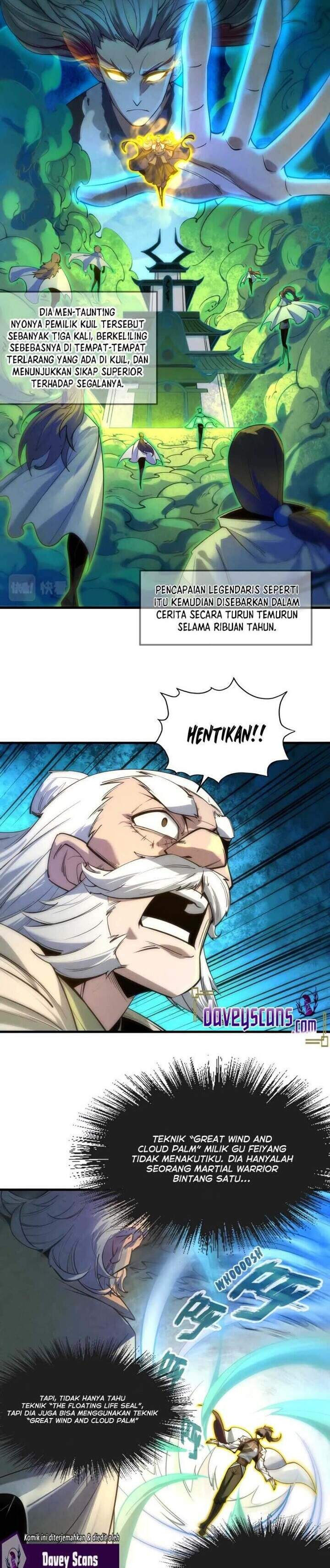 The Ultimate of All Ages Chapter 23
