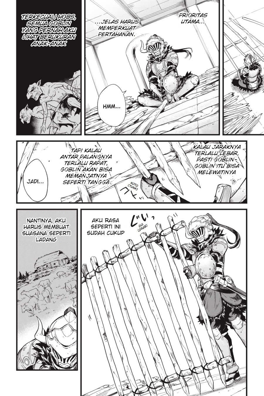Goblin Slayer: Side Story Year One Chapter 12