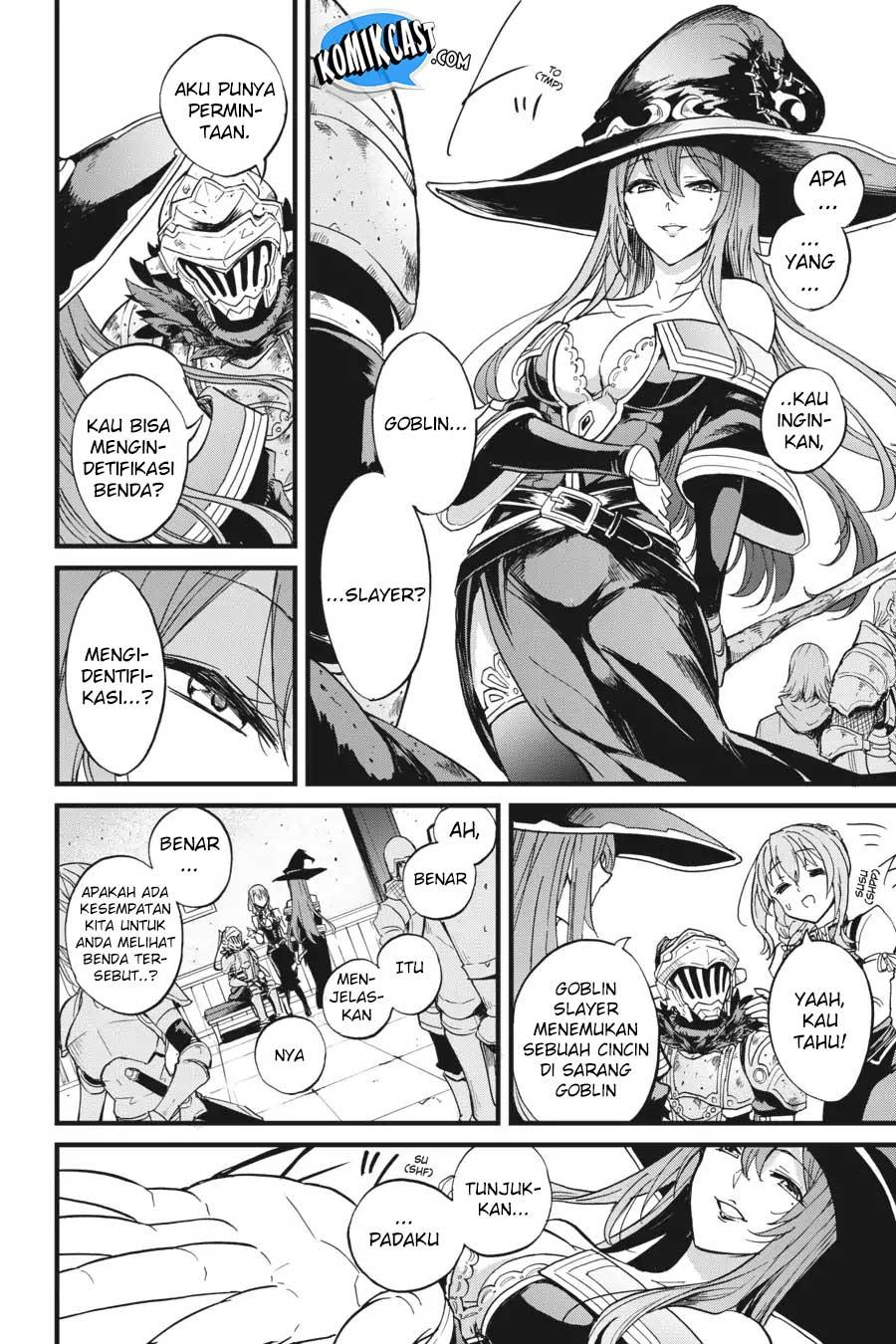 Goblin Slayer: Side Story Year One Chapter 22.5