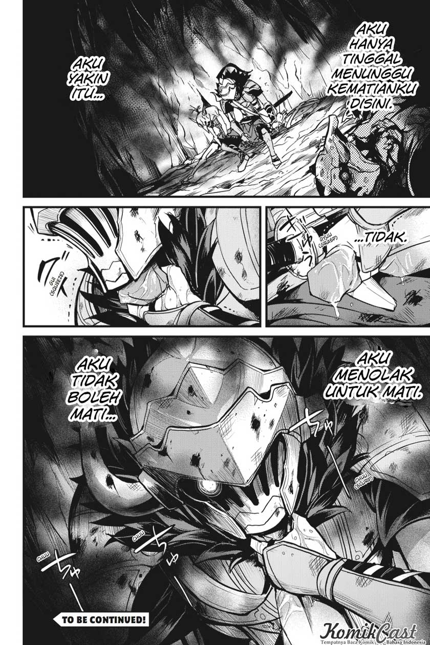 Goblin Slayer: Side Story Year One Chapter 3