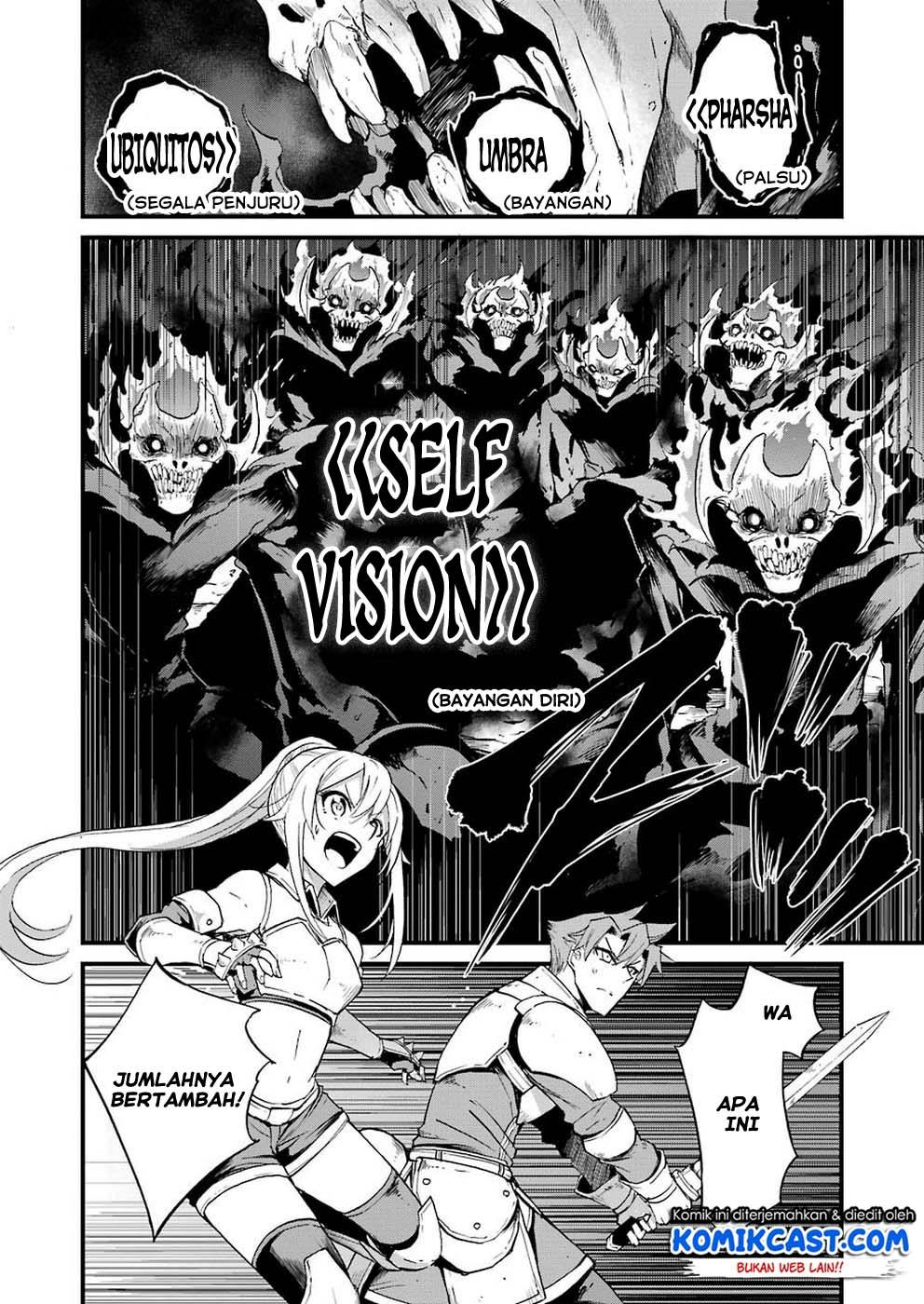 Goblin Slayer: Side Story Year One Chapter 30