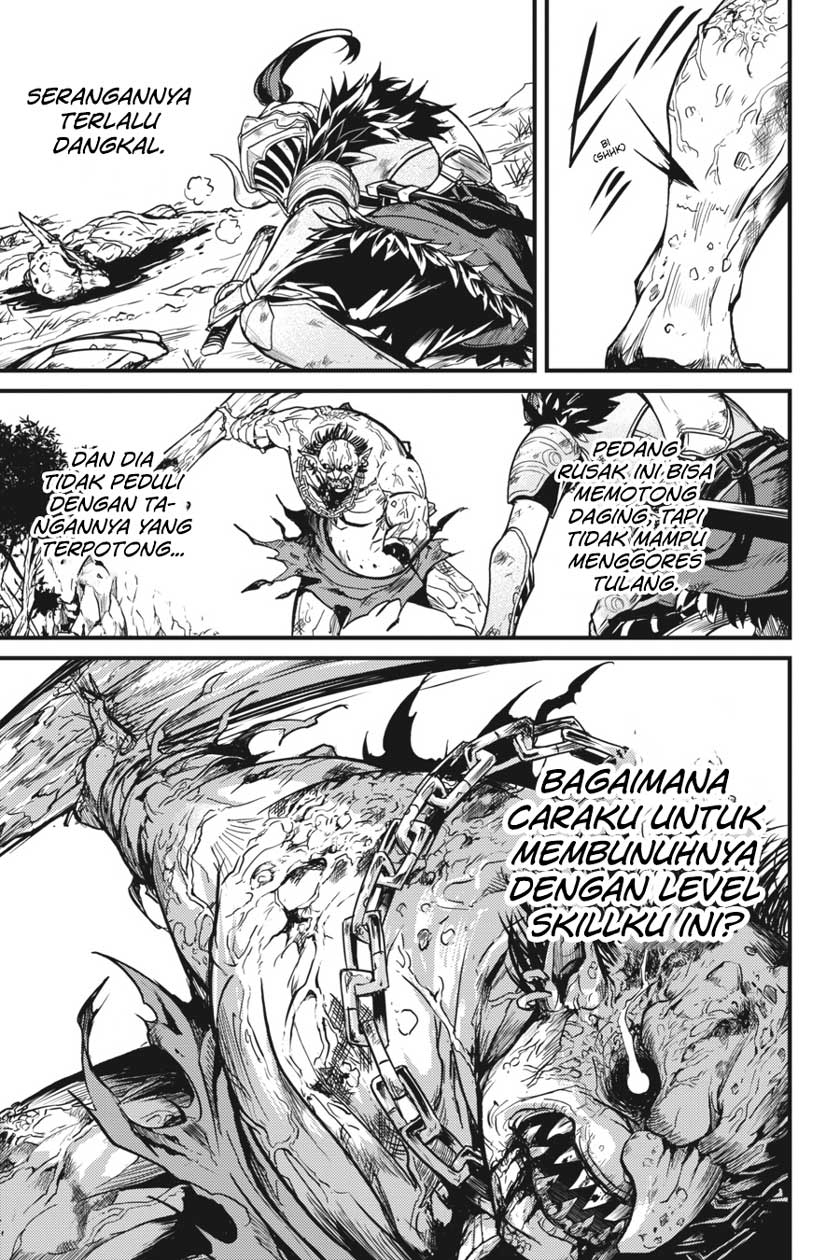 Goblin Slayer: Side Story Year One Chapter 5
