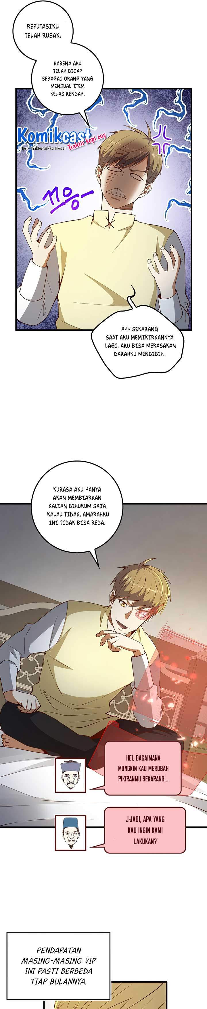 The Lord's Coins Aren't Decreasing?! Chapter 41