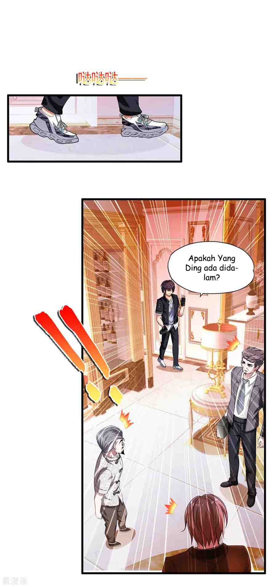 Spoiler Manhua Medical Soldiers 1