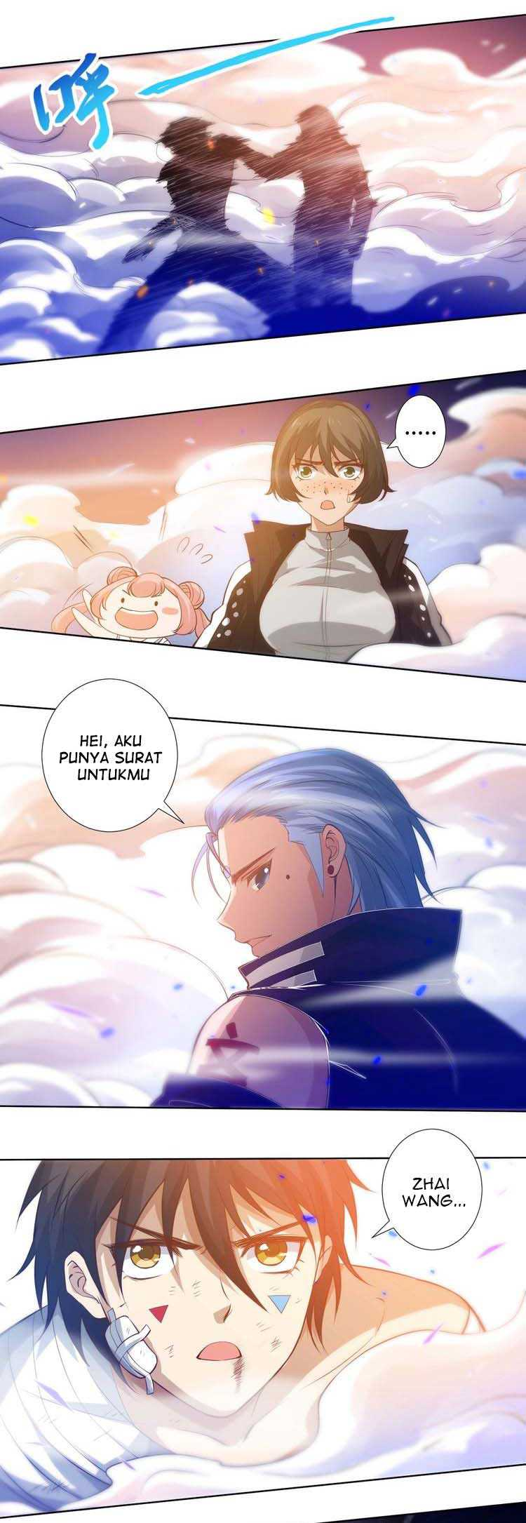 Ultimate Soldier Chapter 28