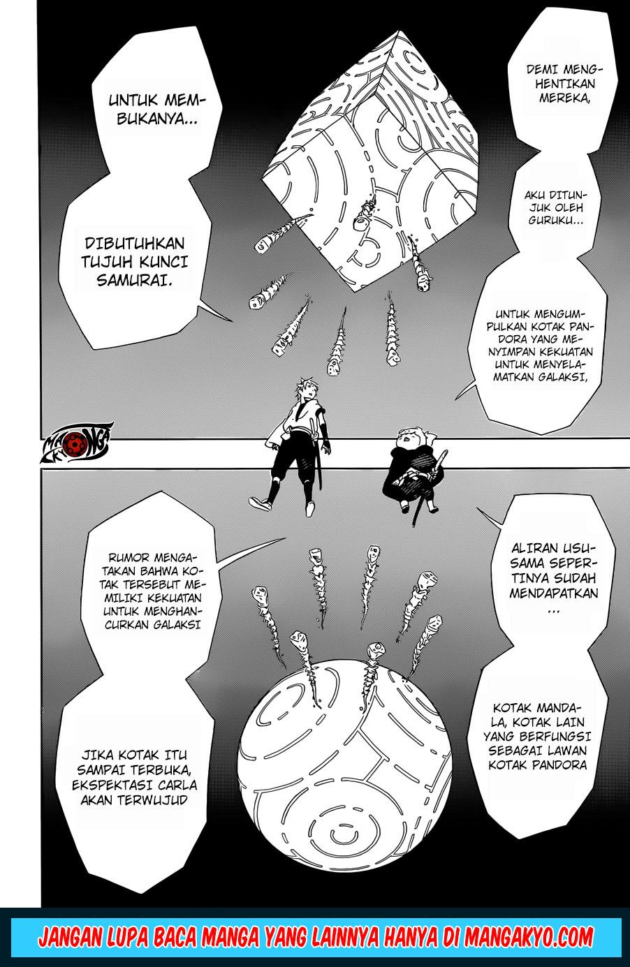 Samurai 8: Tales of Hachimaru Chapter 15