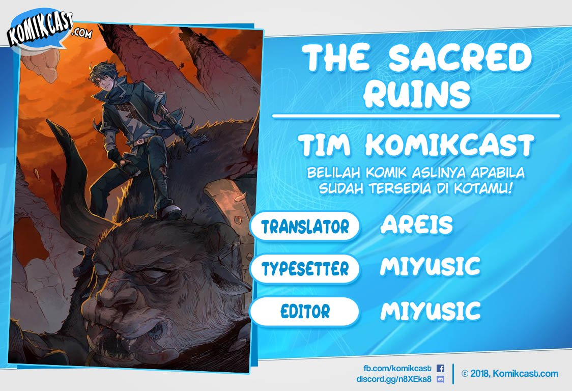 The Sacred Ruins Chapter 29