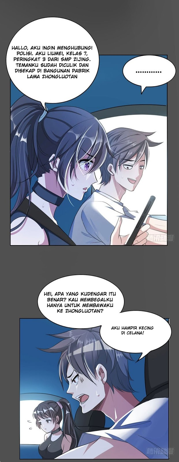 Spoiler Manhua Picking Up A School Beauty To Be Wife 2
