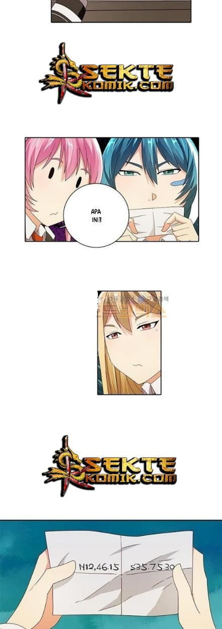 High School of SPY Chapter 22