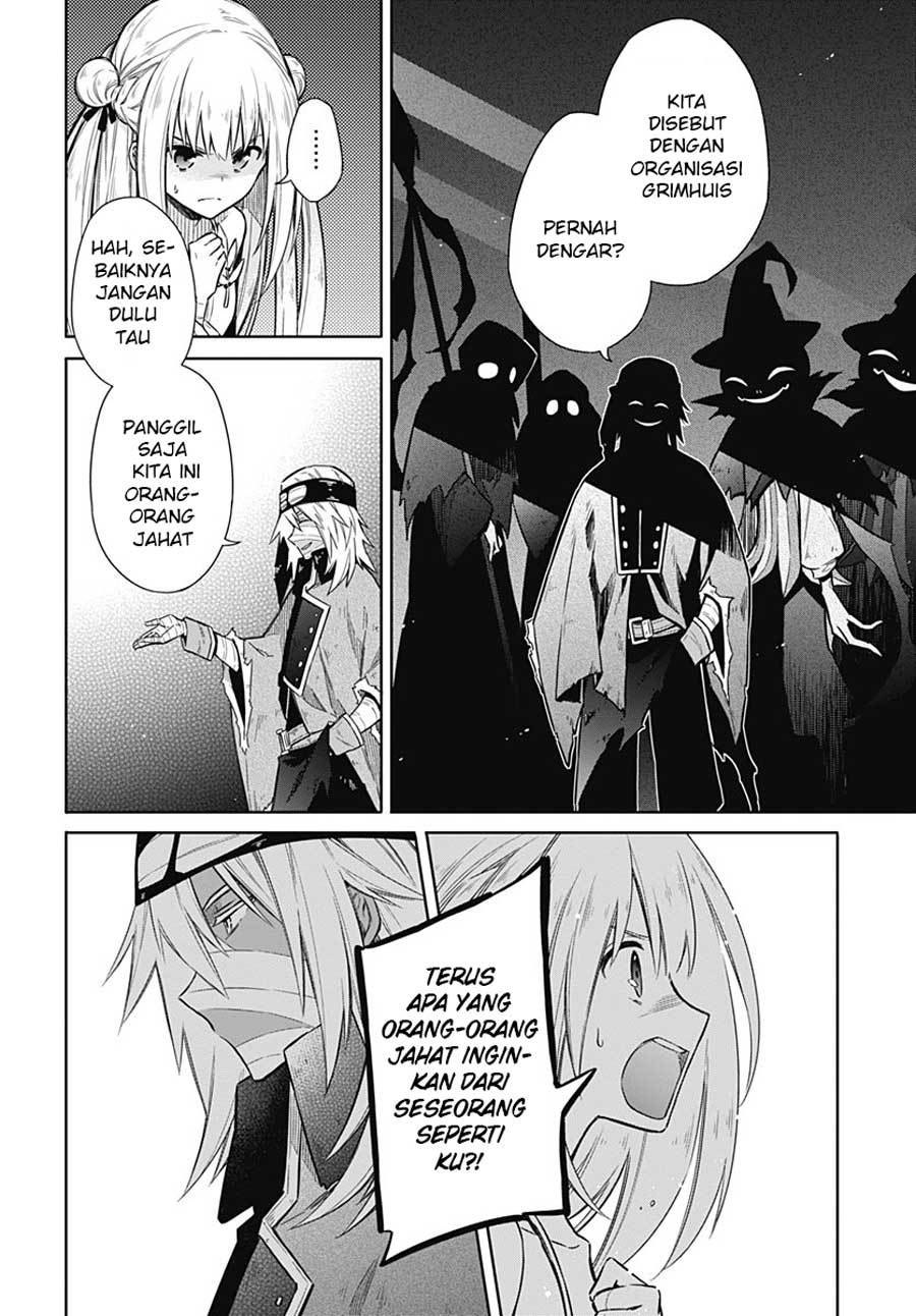 Assassin's Pride Chapter 13