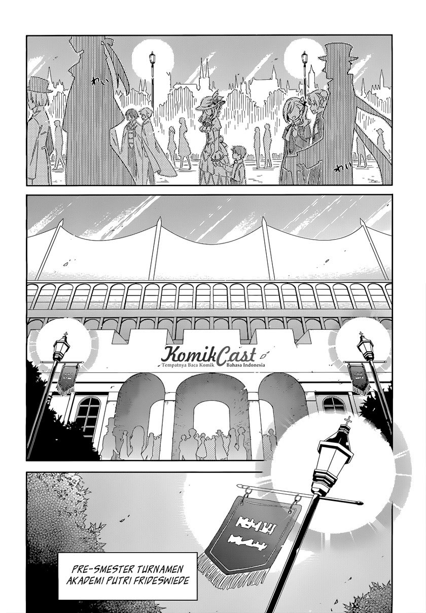 Assassin's Pride Chapter 8
