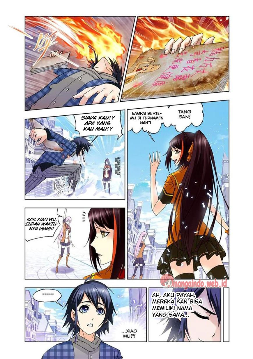 Soul Land Chapter 94