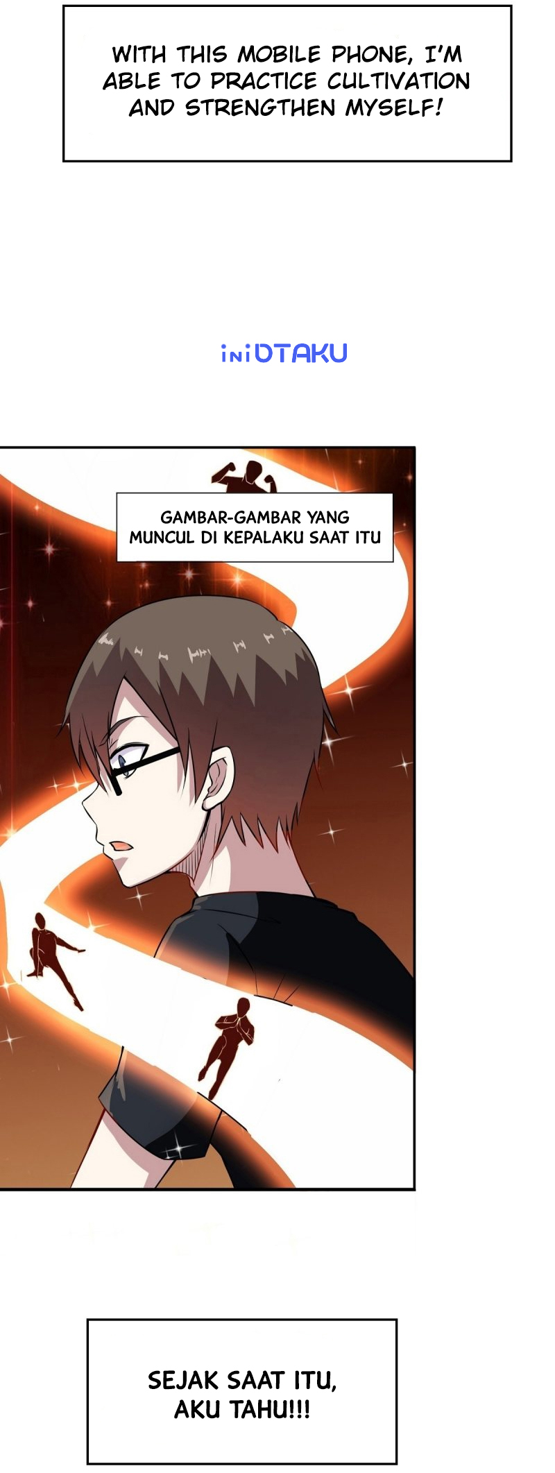Spoiler Manhua Godly Mobile Game 2