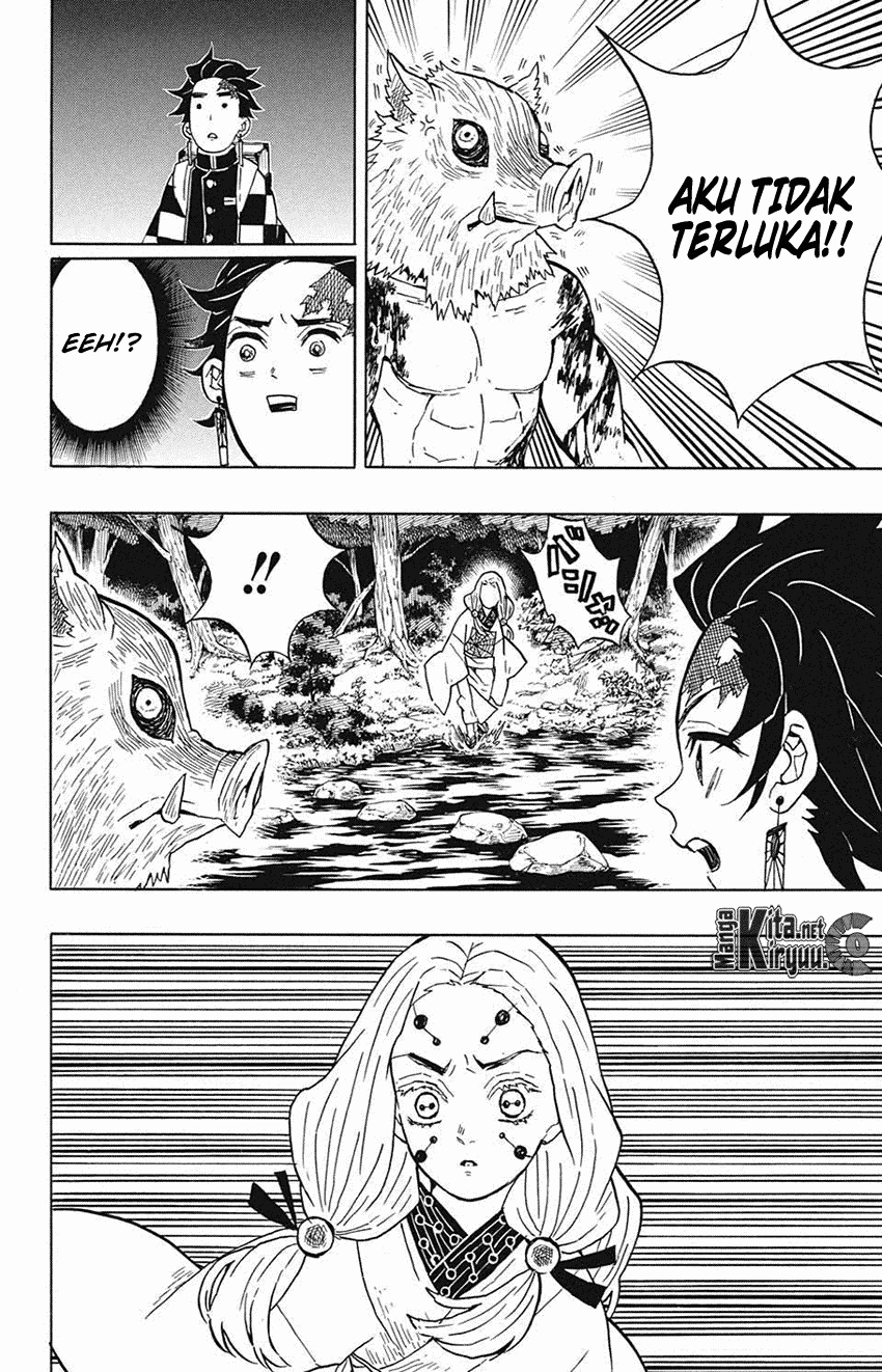 Kimetsu no Yaiba Chapter 34