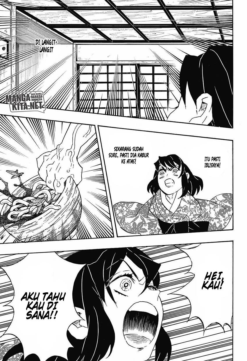 Kimetsu no Yaiba Chapter 73
