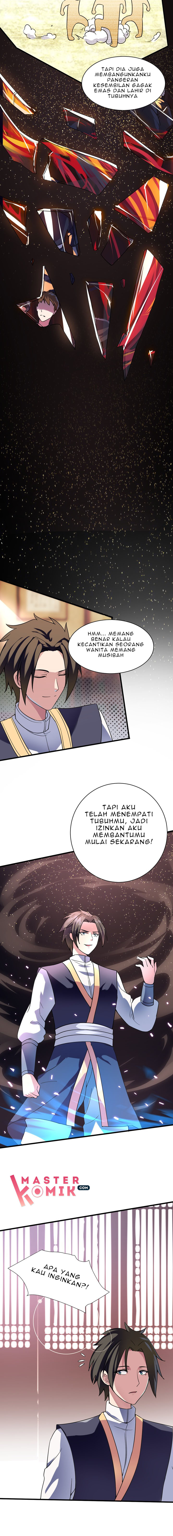 Spoiler Manhua Chaos Golden Crow 3