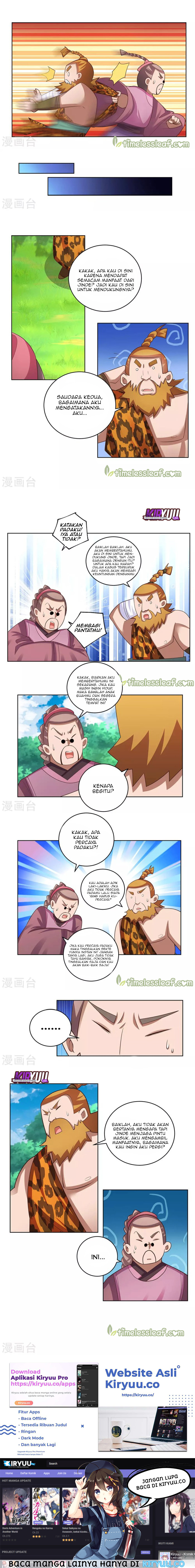 Above All Gods Chapter 105