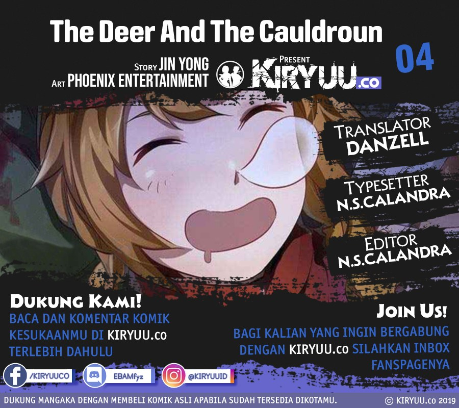 The Deer and the Cauldron Chapter 4