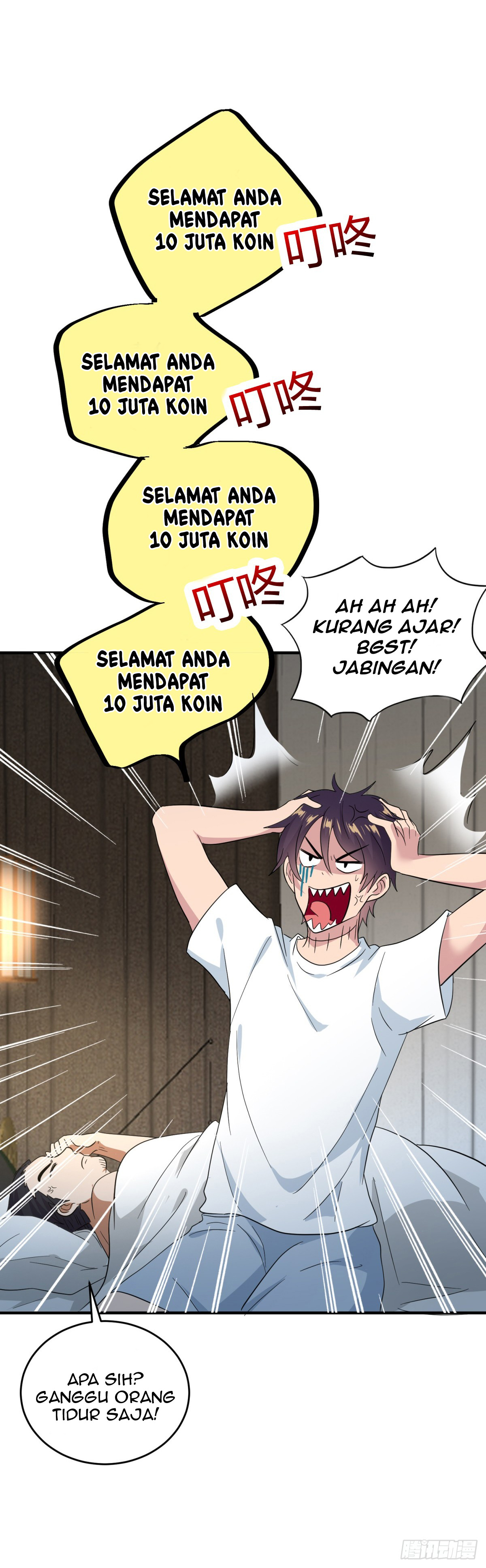 One Thousand Live Broadcast Big Local Tyrant Chapter 17