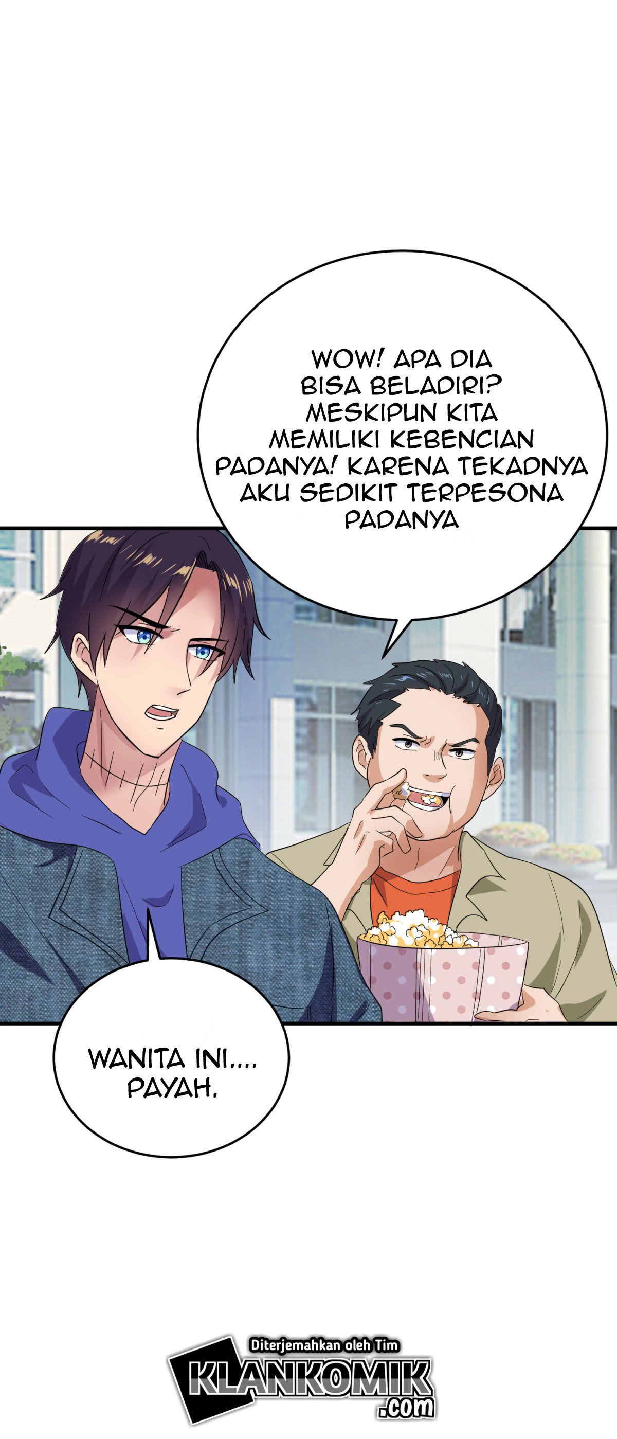 One Thousand Live Broadcast Big Local Tyrant Chapter 19