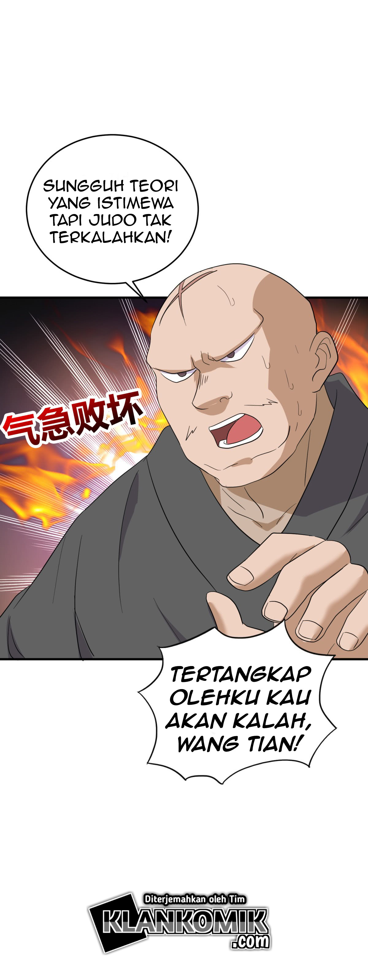 One Thousand Live Broadcast Big Local Tyrant Chapter 20