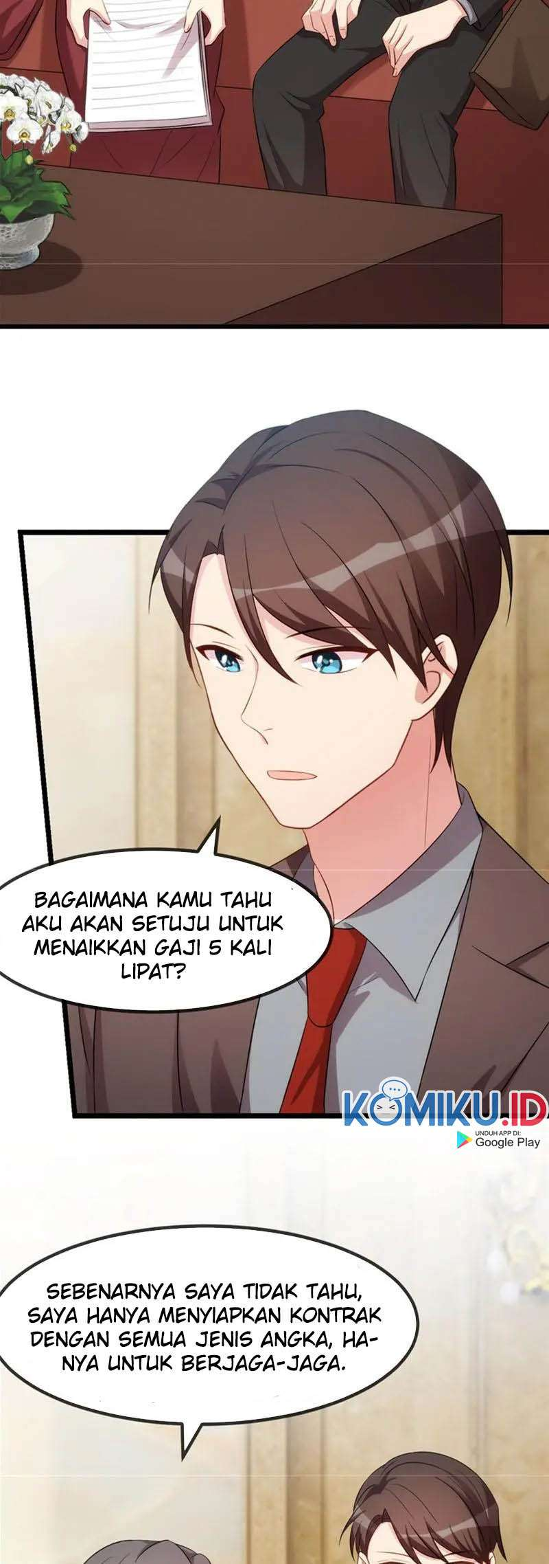CEO's Sudden Proposal Chapter 267
