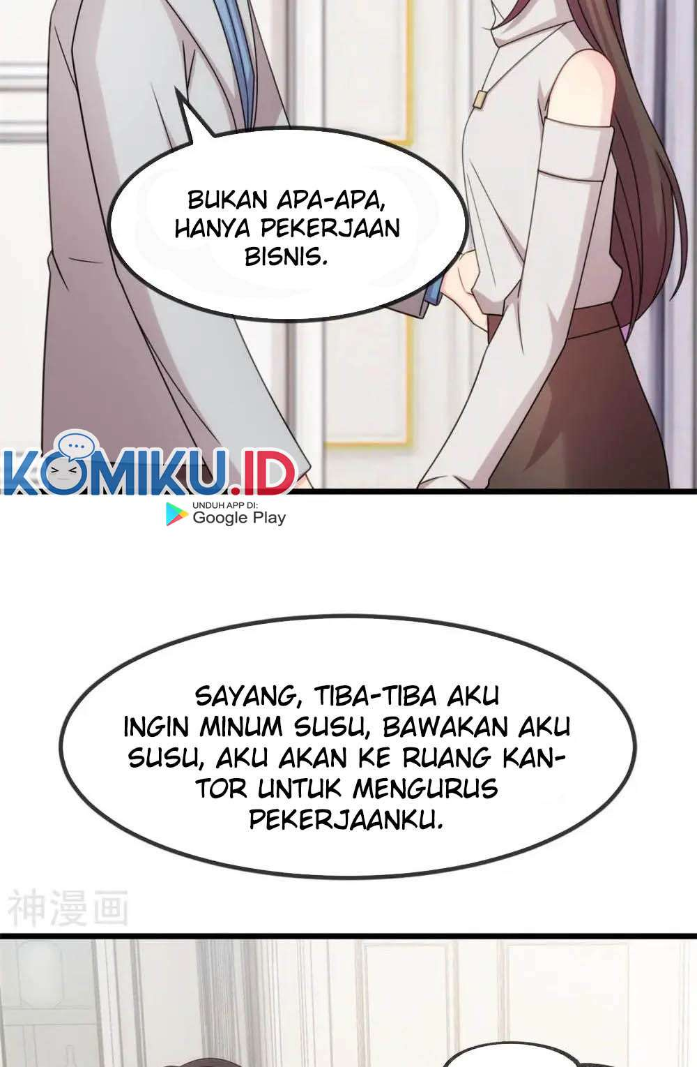 CEO's Sudden Proposal Chapter 288