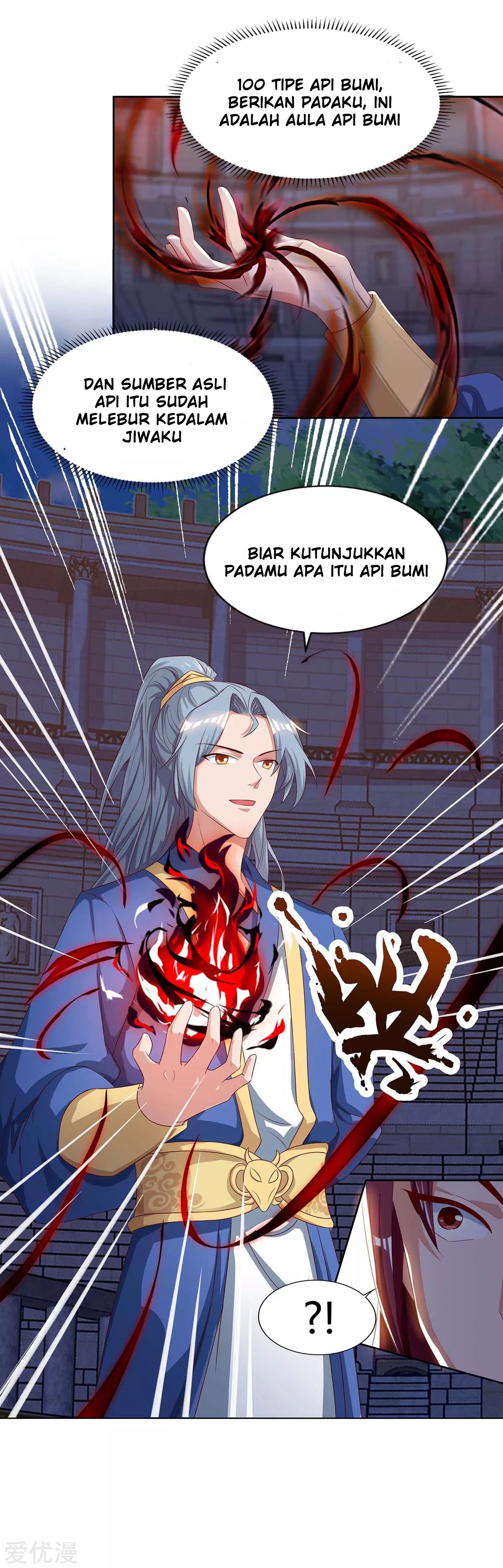Rebirth After 80.000 Years Passed Chapter 104