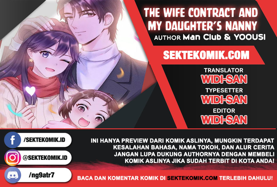The Wife Contract and My Daughter's Nanny Chapter 13