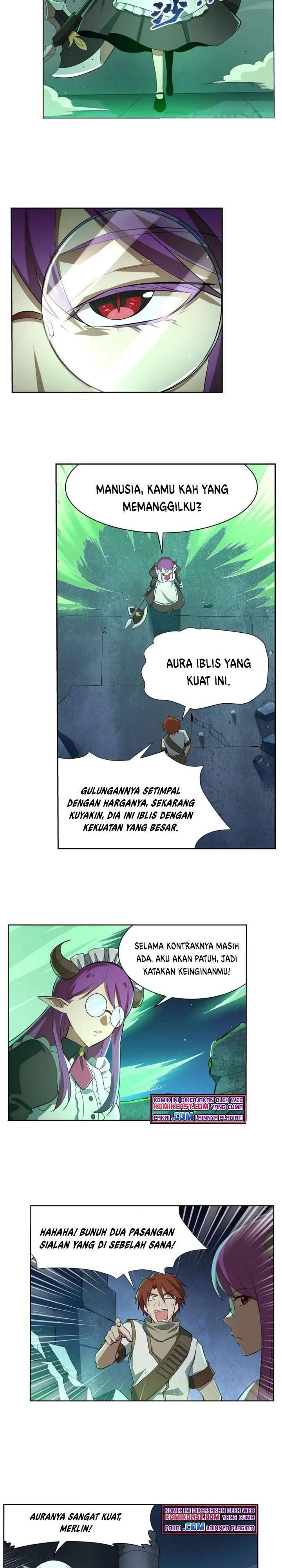 The Demon King Who Lost His Job Chapter 214