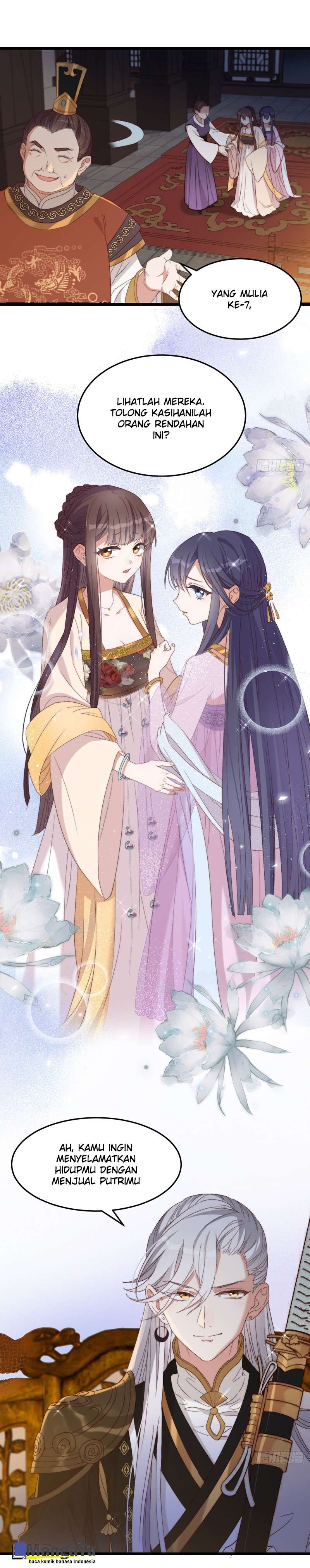 Spoiler Manhua I Won't Marry The Enemy Prince 4