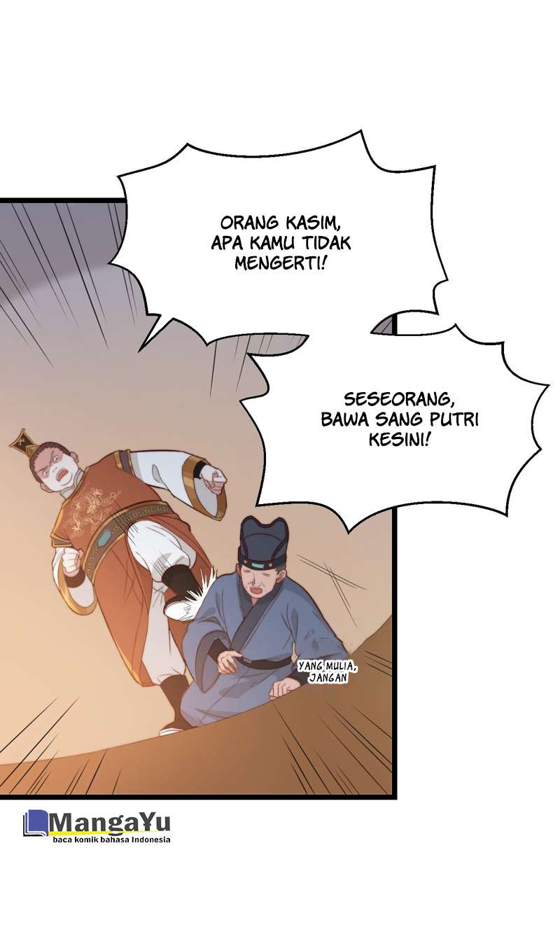 Spoiler Manhua I Won't Marry The Enemy Prince 3