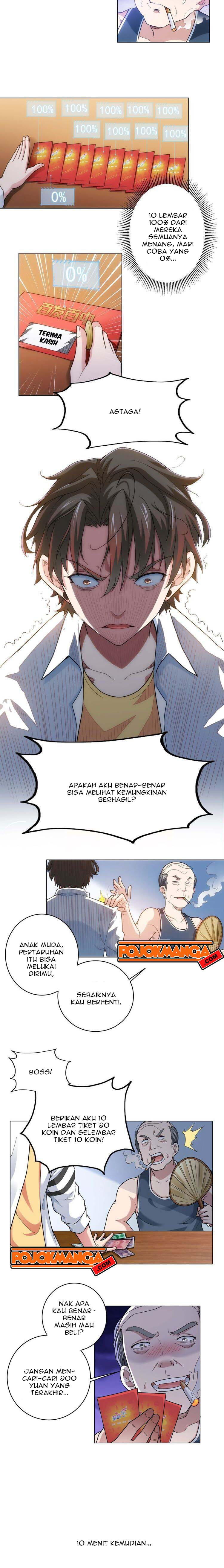 Spoiler Manhua I Can See The Success Rate 1