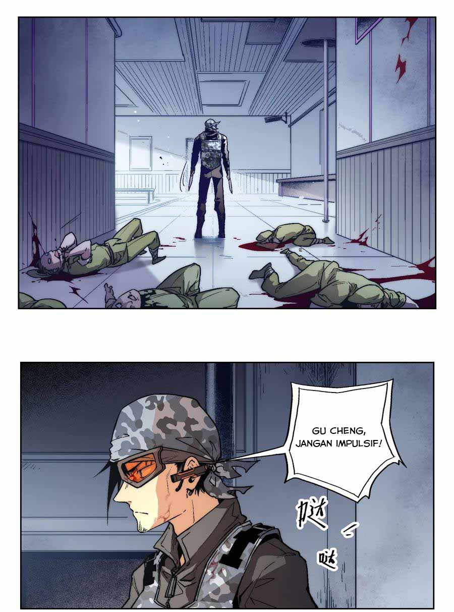 Spoiler Manhua The King of Special Force 2