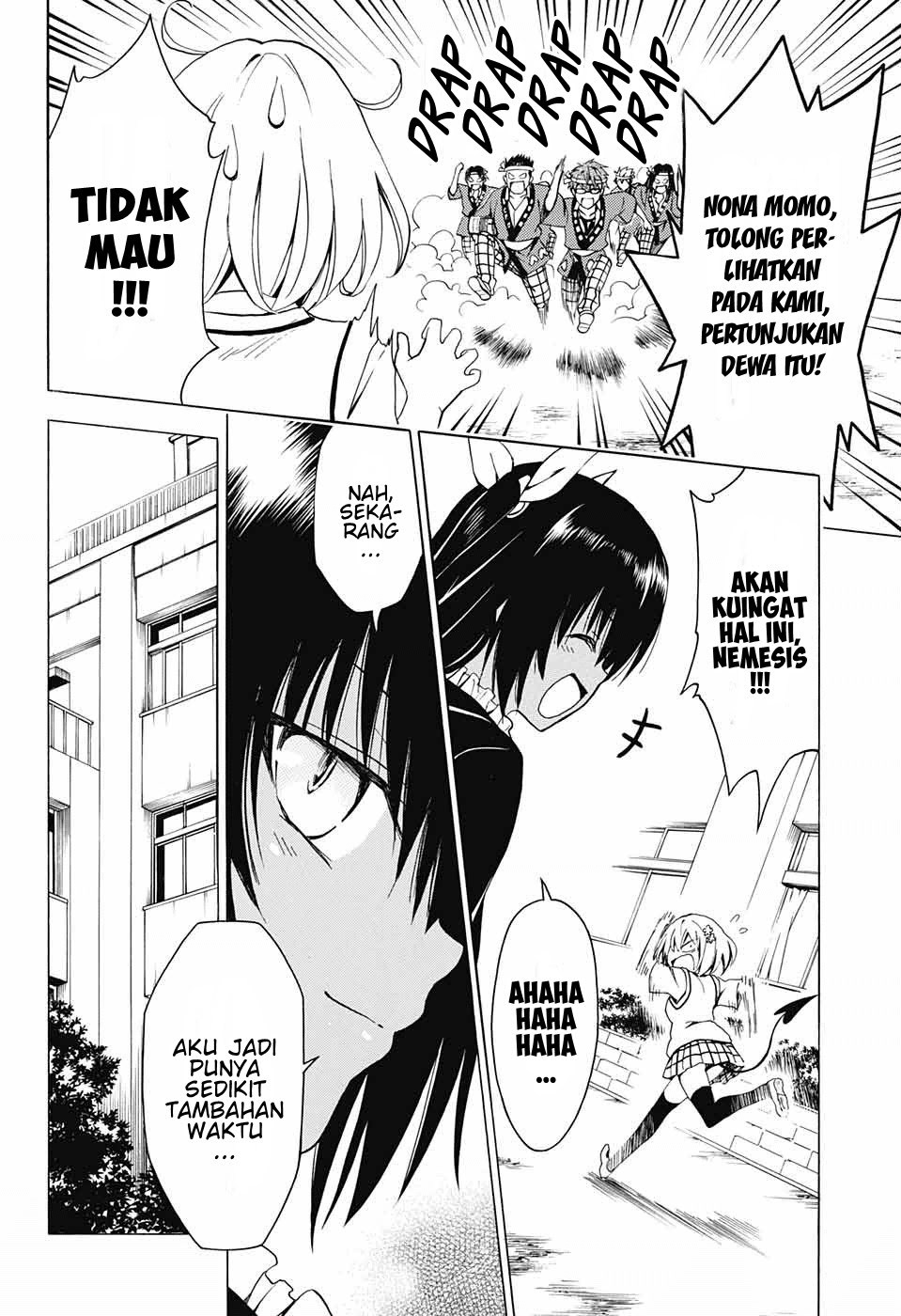 To LOVE-Ru Darkness Chapter 74