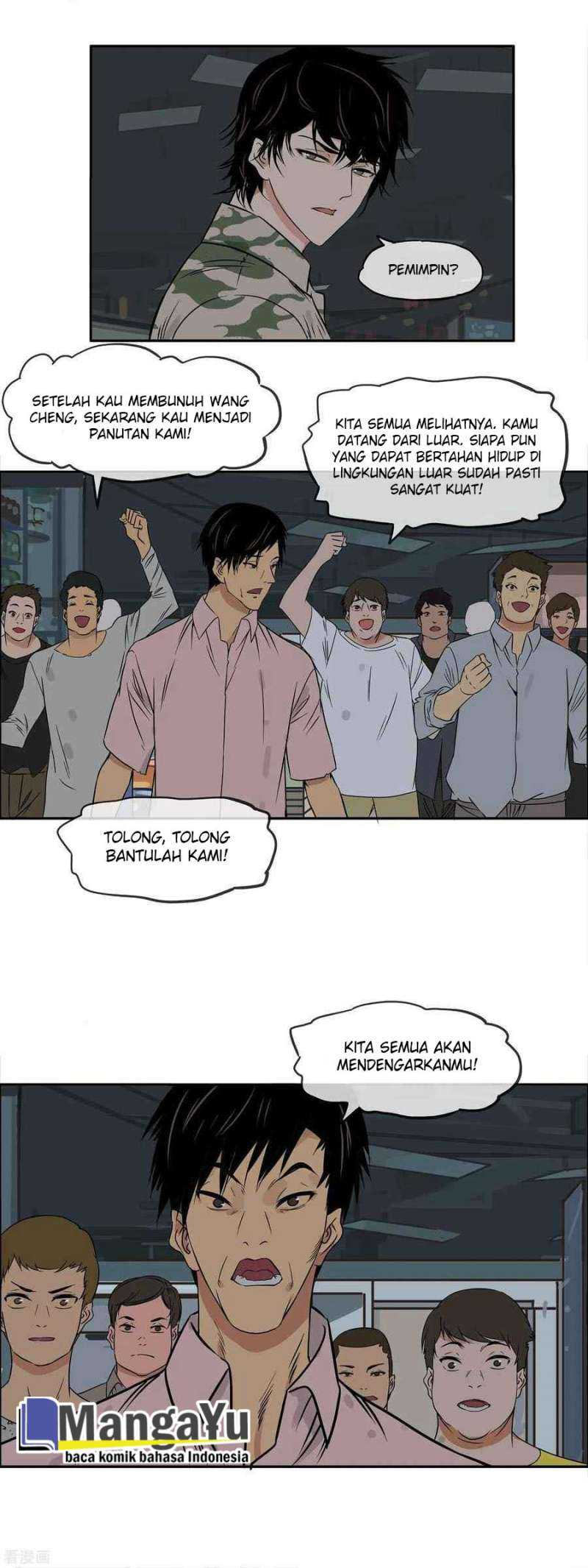 Zombie City Chapter 15