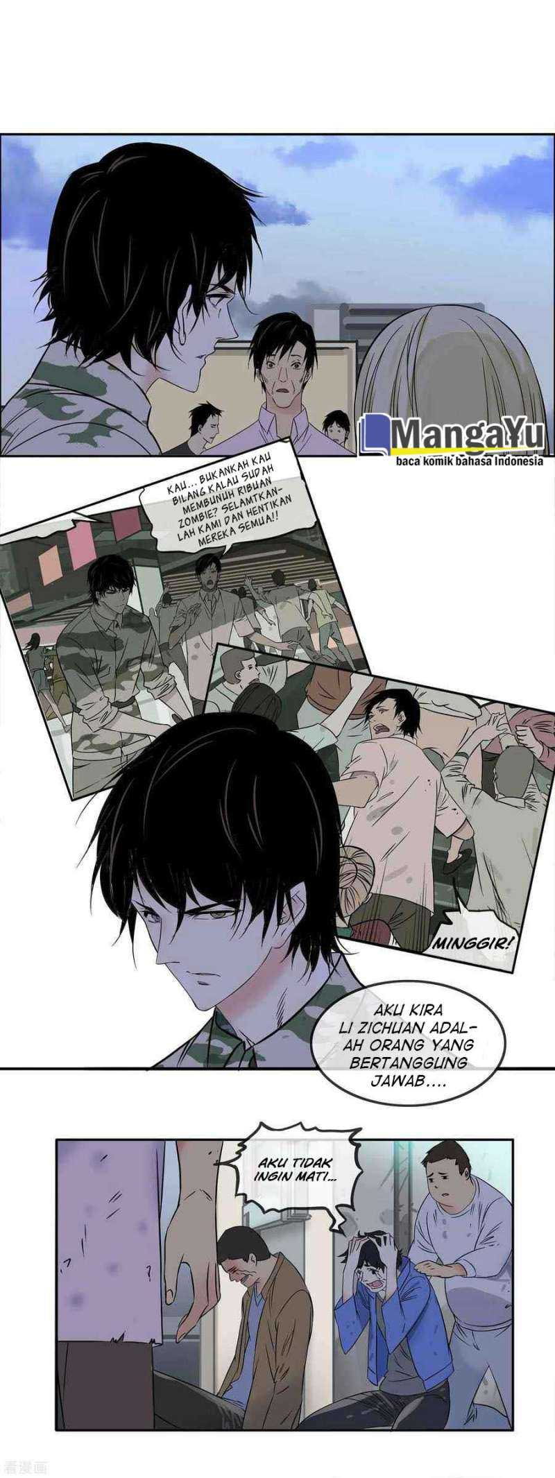 Zombie City Chapter 17