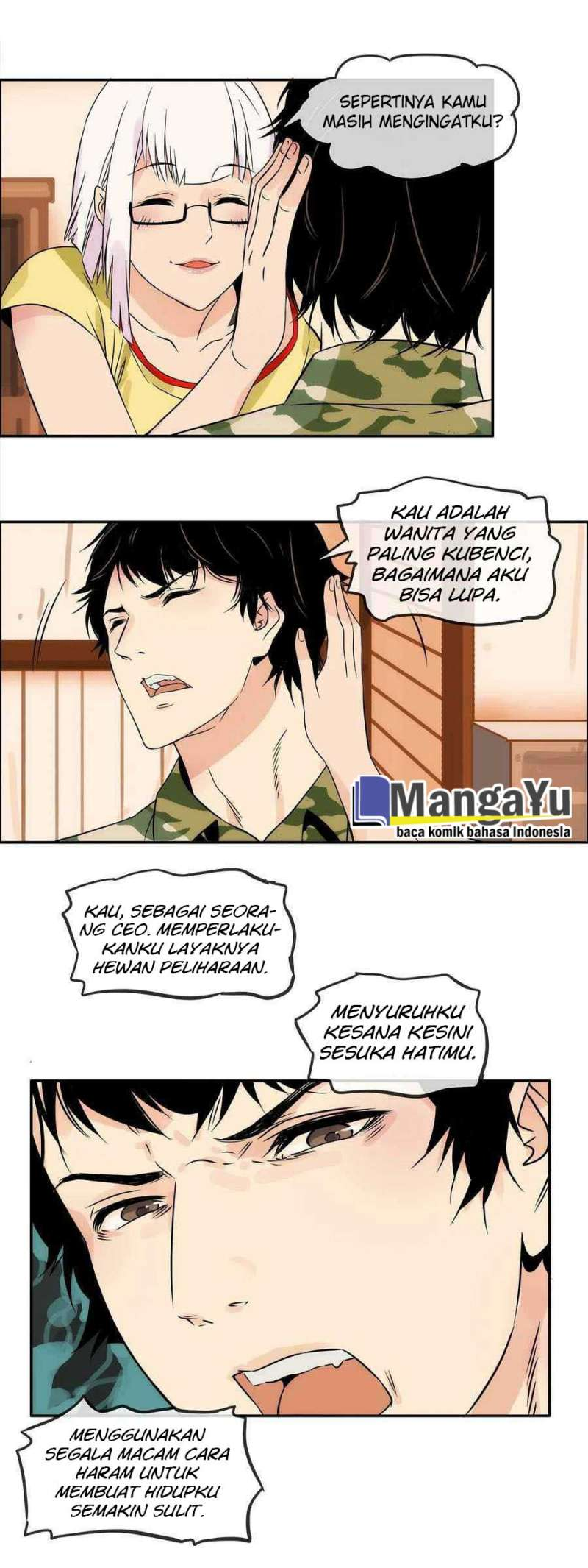 Zombie City Chapter 23