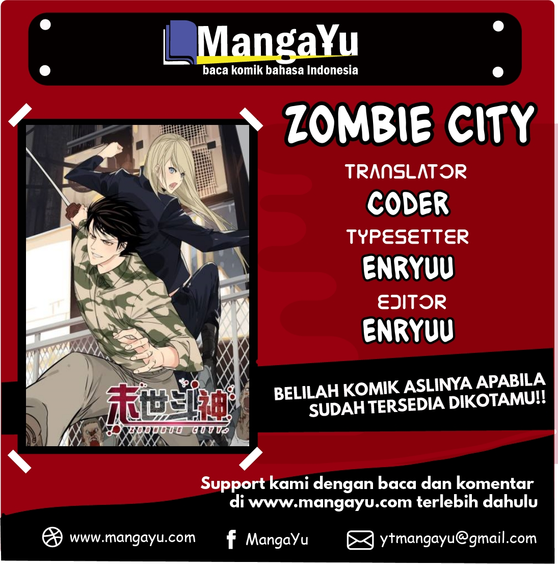 Zombie City Chapter 6