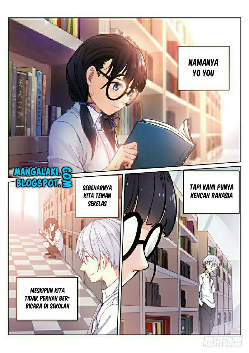 Spoiler Manhua Pale Throne 4